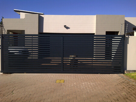 Aluminium Gates That Are Custom Made To Fit Your Property